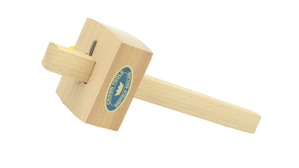 Crown 135 marking gauge - best cheap marking gauge.