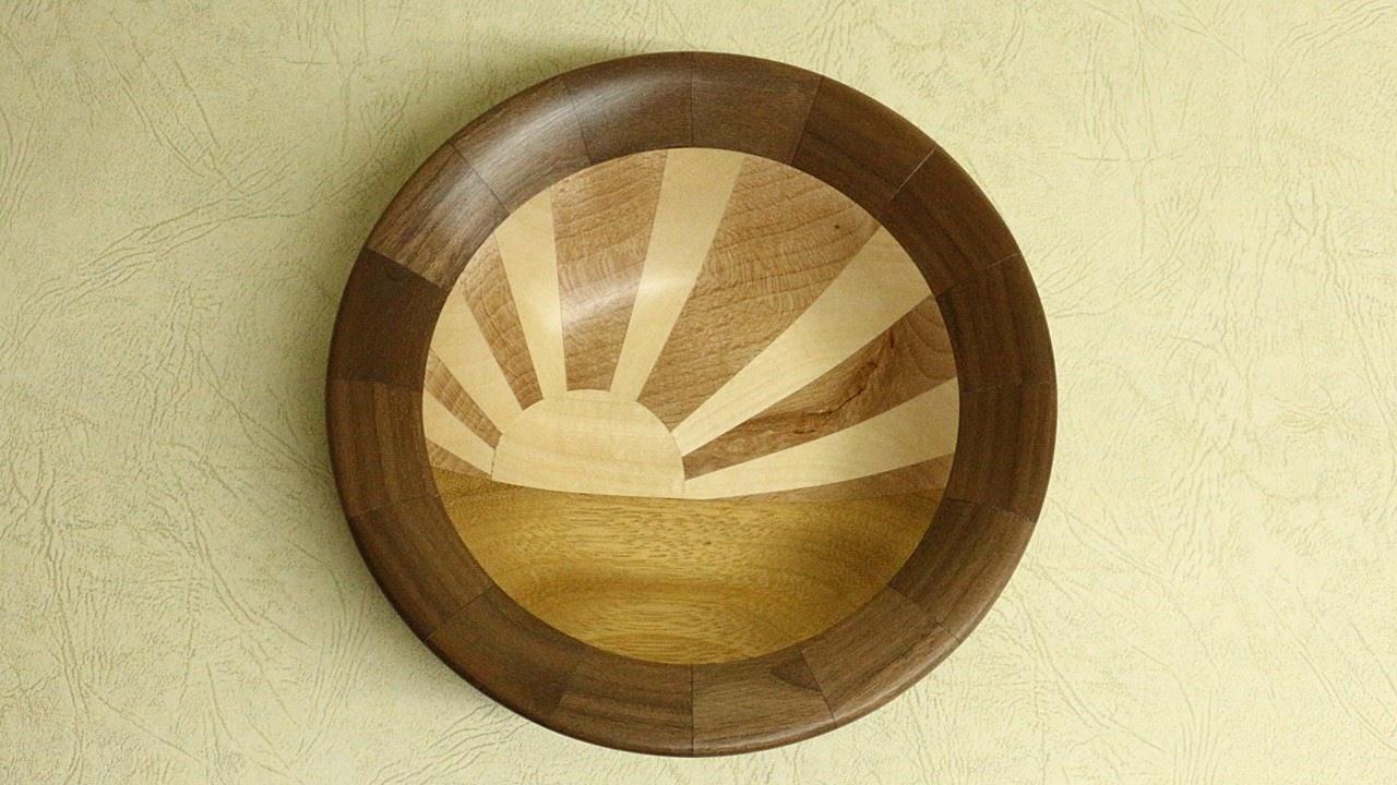 Stephens 8x6 Workshop bowl of sunshine