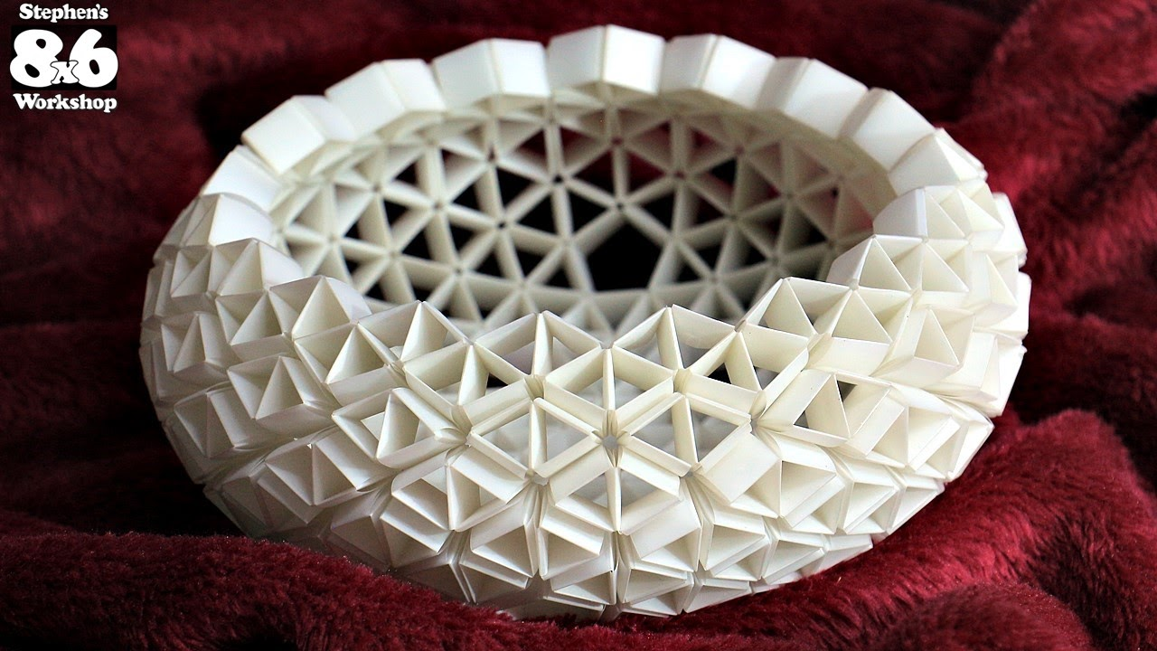 Stephens 8x6 Workshop woven bowl
