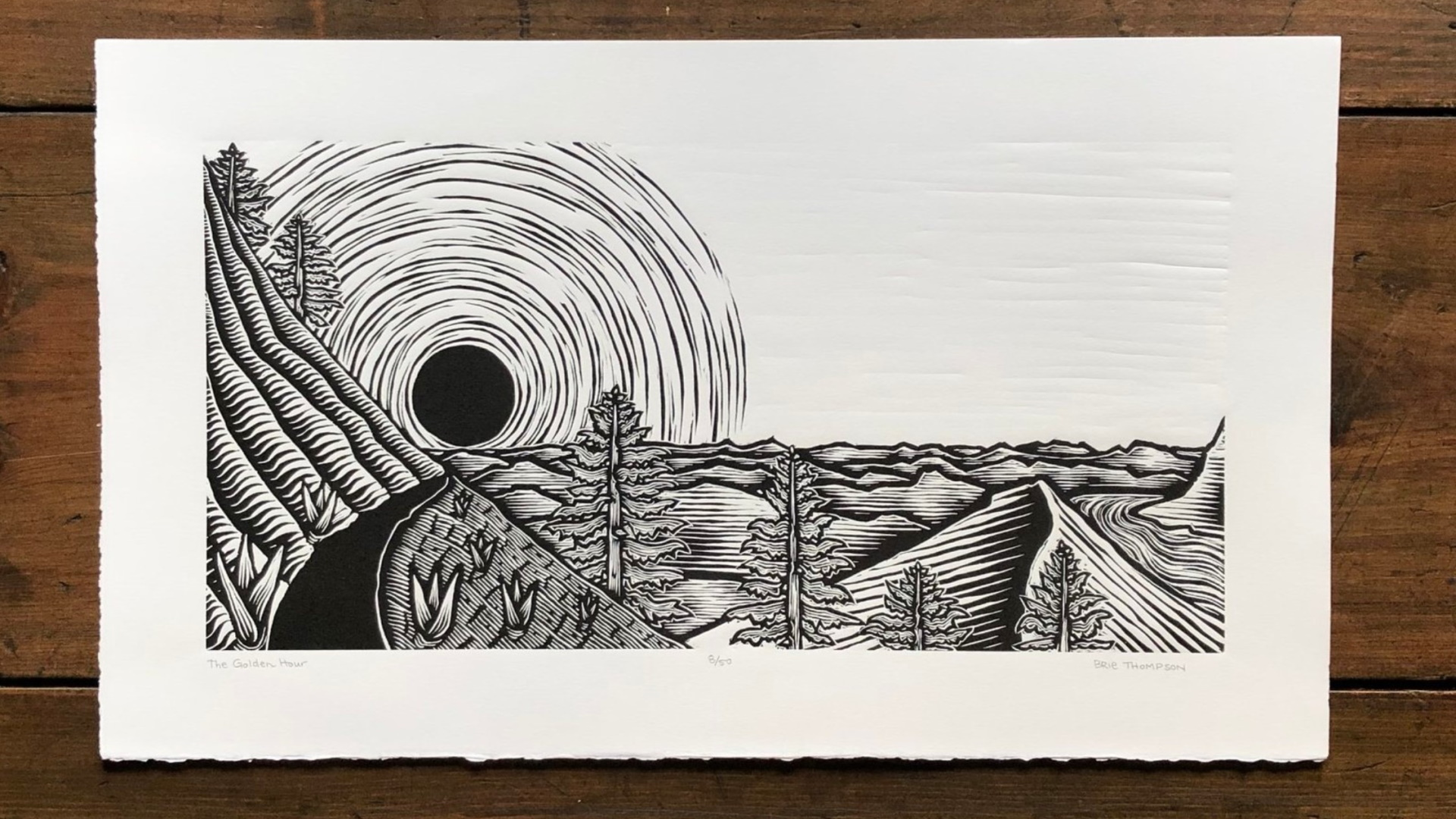Best Linocut And Woodcut Artists To Follow On Instagram Tiny Workshops