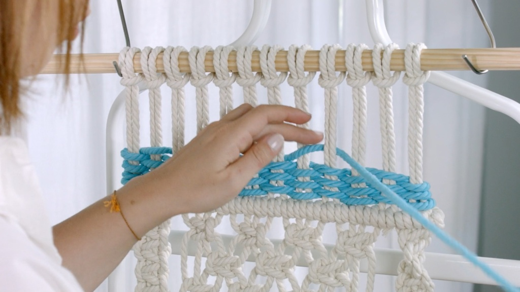 Best domestika courses: Introduction to macrame