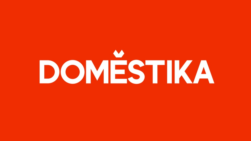 Domestika review - logo