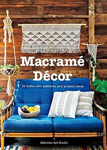 Macrame decor book