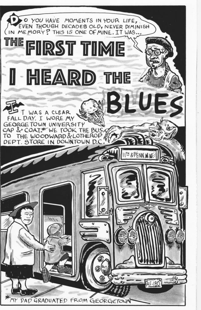 Jon Pogorelskin Blues 1