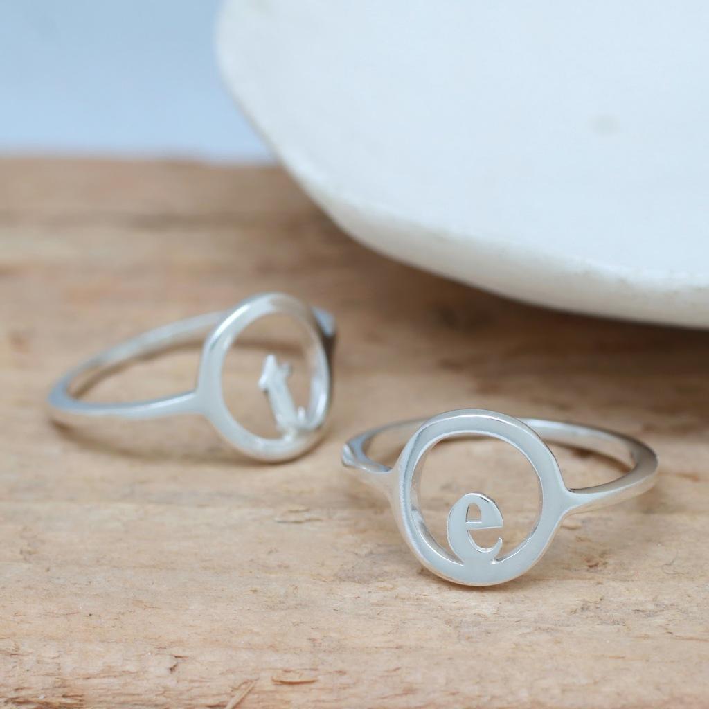 Louy Magroos custom rings