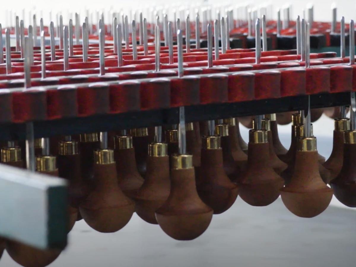 Pfeil palm linoleum carving tools