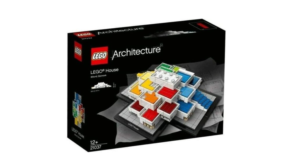 Lego Architecture Lego House