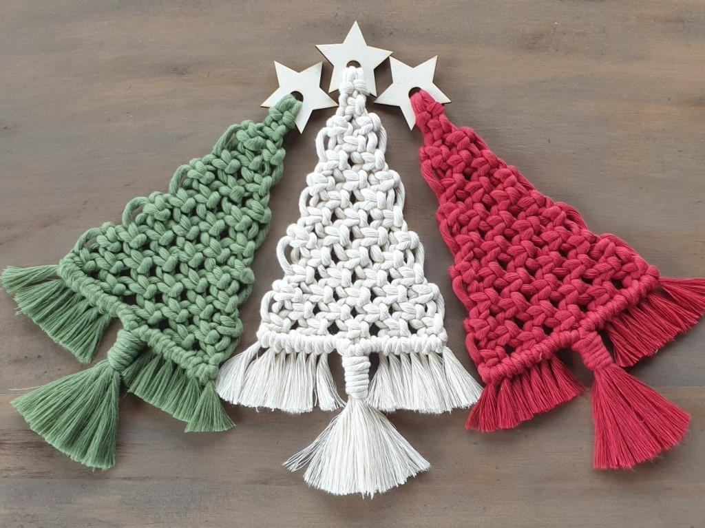 Macrame tree kit by cottondreamer