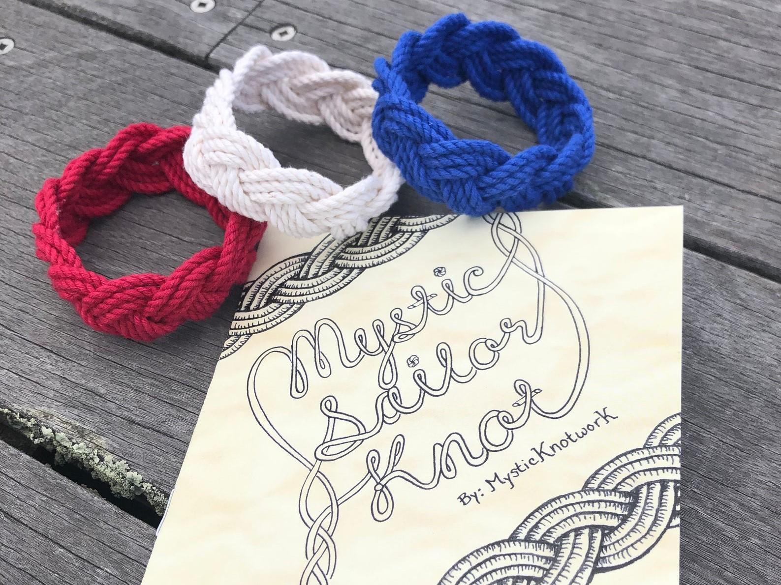 Mystic Sailor Knot bracelet by MysticKnotwork