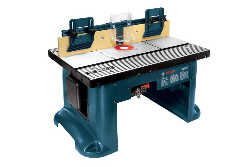Best router table - benchtop model