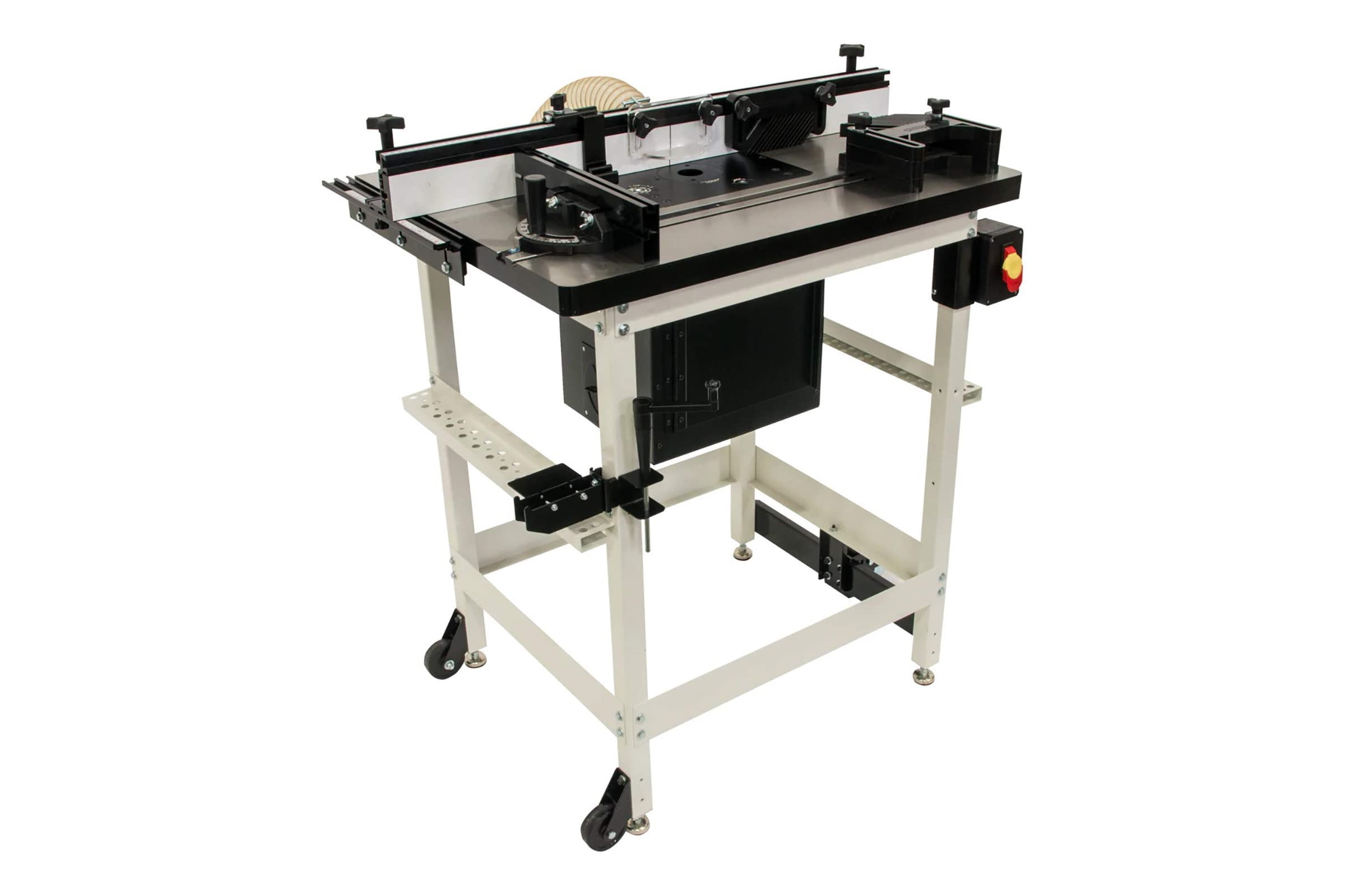 Jet 737000CK Cast iron router table with lift