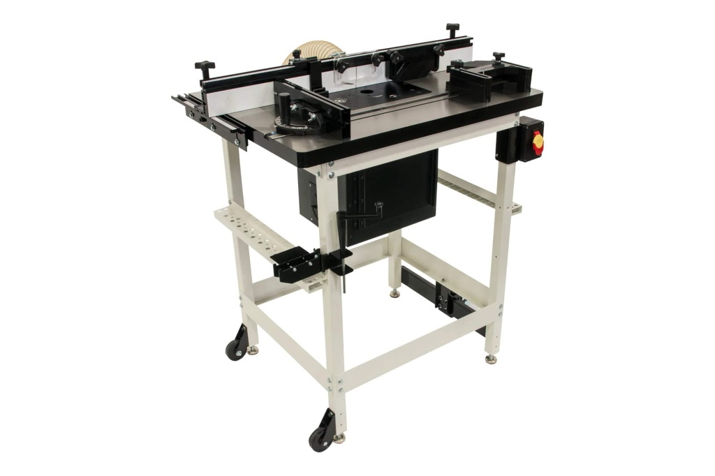 Best router table - free-standing premium model