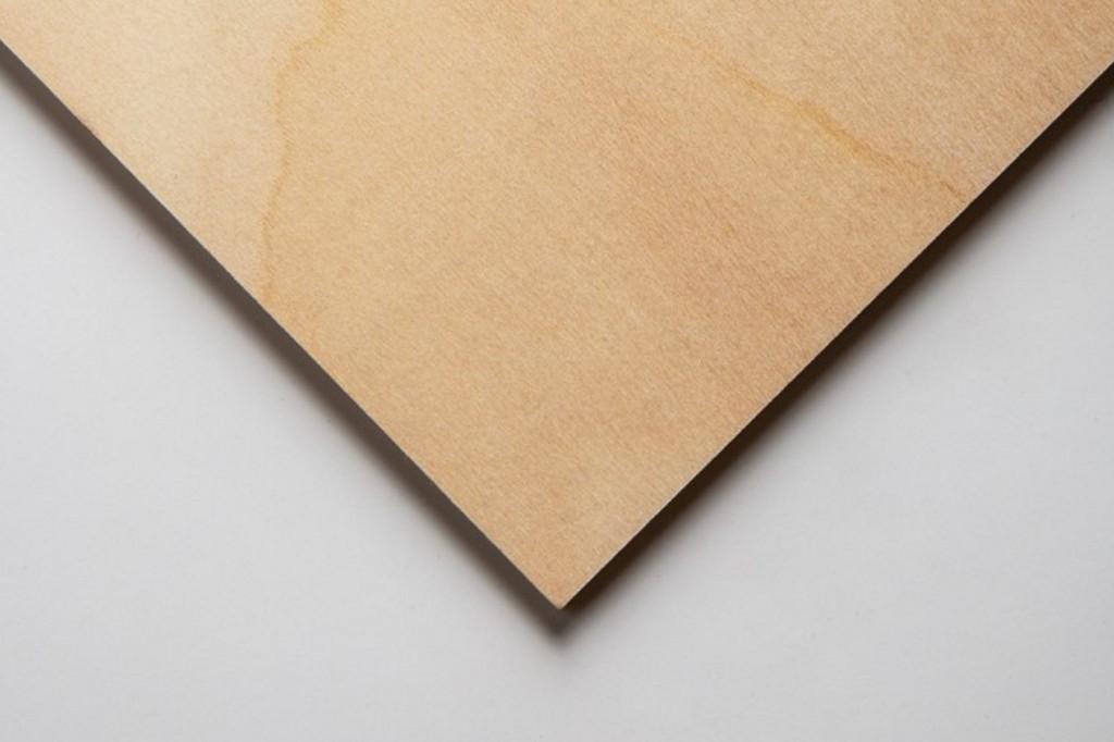 Shina plywood for printmaking